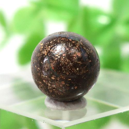 ボルダーオパール ラウンド 約8.5mm 075-0
