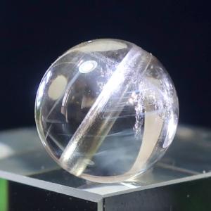 エンジェルラダークォーツ AAA- ラウンド 約11.5mm程度 018