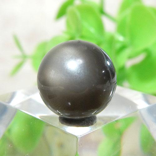 ブラックムーンストーン AAA ラウンド 10mm 004-0
