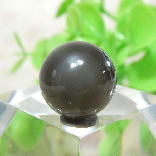 ブラックムーンストーン AAA ラウンド 10mm 006-0