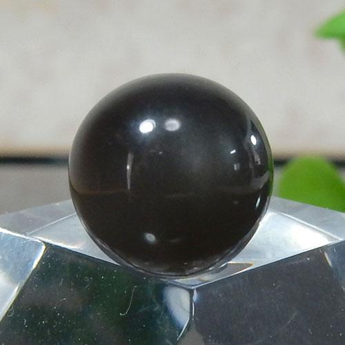 ブラックムーンストーン AAA ラウンド 12mm 017-0