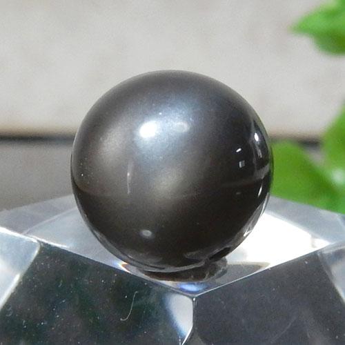 ブラックムーンストーン AAA ラウンド 12mm 017
