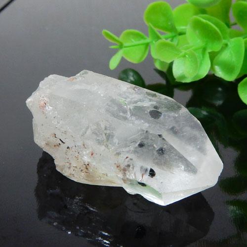 ヒマラヤ水晶 ポイント(穴なし) 015-0