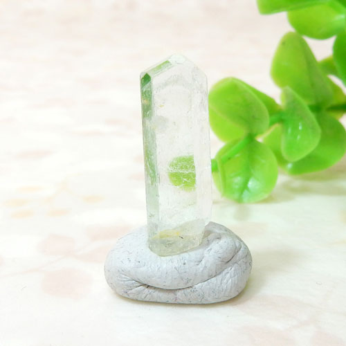 パキスタン産アクアマリン AAA 結晶(穴なし) 003-1