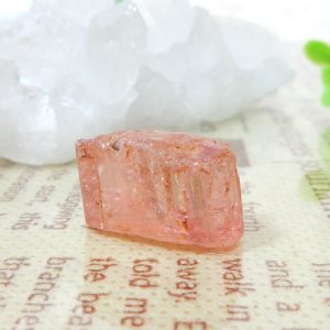 ピンクトルマリン AAA 結晶(穴なし) 004